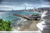Espagne, Benidorm , costa blanca
