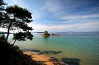 Evia island,Ellinika - Greece
