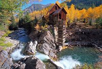 Golden Aspen Colorado