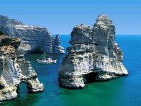 Greece , milos island