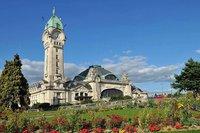 Haute-Vienne , Gare des Bénédictins à Limoges