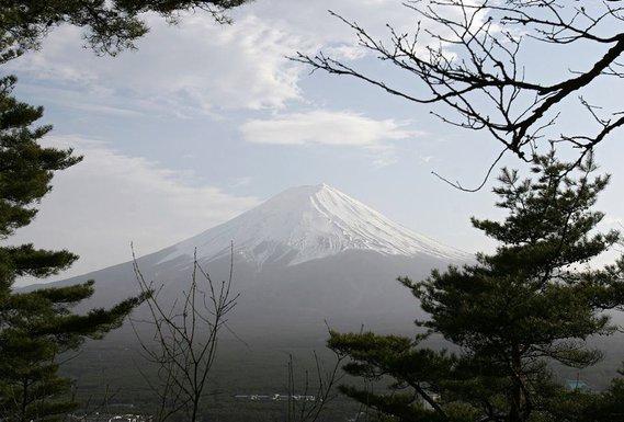 Japan , fuji