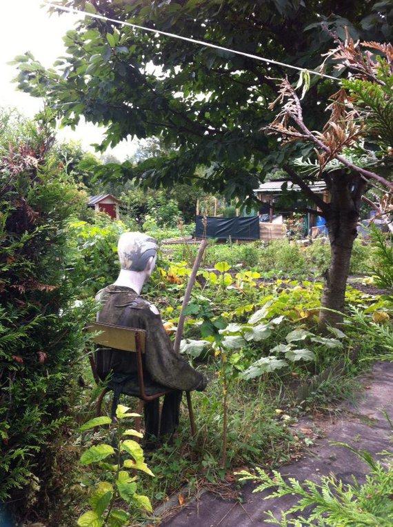 Jardins Ouvriers des Vertus d'Aubervilliers