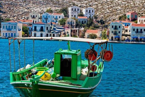 Kastelorizo - south Aegean, Greece