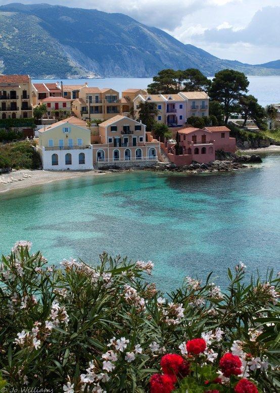 Kefalonia, Grèce
