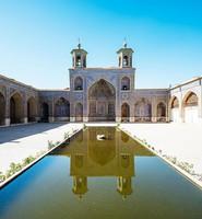 Mosquée , Shiraz en Iran