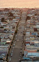 Moraga Street, San Francisco