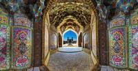 Mosquée à Shiraz