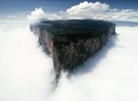 Mount Roraima Brésil, Venezuela, Guyane