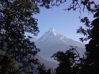 Mt- Machhapuchhre - Nepal