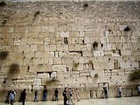 Mur des lamentations @ Jerusalem