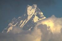 Mt-Machhapuchhre, Nepal