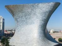 Musée Soumaya à Mexico