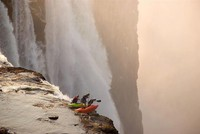 zambia , Victoria Falls