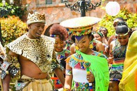 Zulu wedding, South africa