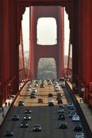 Golden Gate Bridge , SF