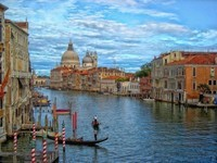 Grand Canal , Venice