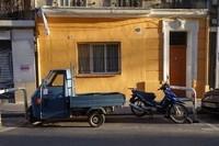 rue à Marseille