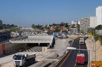 Marseille Chantier routier