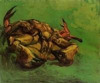 Van Gogh - Crabe sur le dos