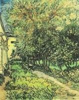 Van Gogh - Dans le jardin de l'Hôpital Saint-Paul