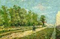 Van Gogh - Faubourgs de Paris - 1887