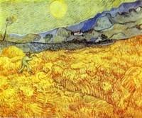Van Gogh - Faucheur