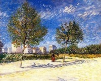 Van Gogh - Environs de Paris