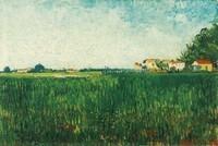 Van Gogh - Ferme près d'Arles