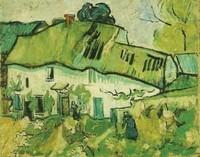 Van Gogh - Ferme avec deux paysans