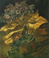 Van Gogh - Fleurs dans un pot