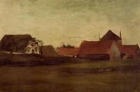 Van Gogh - Fermes