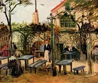 Van Gogh - La guinguette
