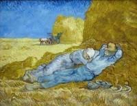 Van Gogh - La méridienne