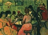 Van Gogh - Le bordel 1888