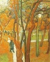 Van Gogh - La chute des feuilles