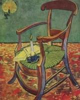 Van Gogh - Le fauteuil de Gauguin