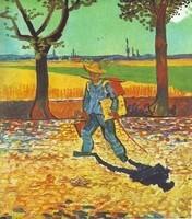 Van Gogh - Le peintre allant au travail