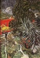 Van Gogh - Le jardin du Dr Gachet