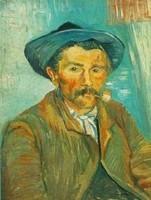 Van Gogh - Le fumeur