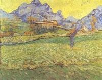Van Gogh - Le Mas de Saint-Paul
