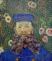 Van Gogh - Le postier Joseph Roulin 1