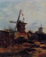 Van Gogh - Le moulin de Blute-Fin