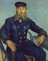 Van Gogh - Le postier Joseph Roulin 2