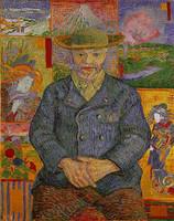 Van Gogh - Le père Tanguy