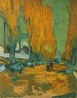 Van Gogh - Les Alyscamps