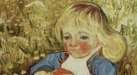 Van Gogh - L'Enfant à l'orange