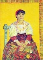 Van Gogh - L'Italienne