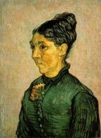 Van Gogh - Madame Trabuc
