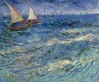 Van Gogh - Mer houleuse